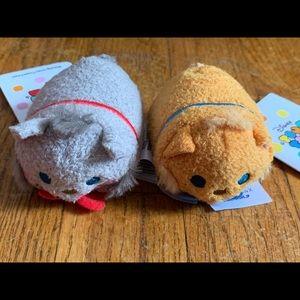 Disney Aristocats Berlioz & Tolouse Tsum Tsums